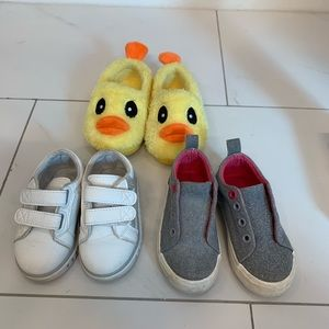 Other - Toddler size 7 shoes 3pairs